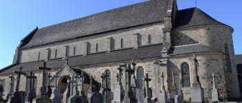 Visite libre de l\Abbatiale de Daoulas Daoulas