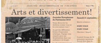 Minuit aux Archives Quimper