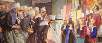 Visite guidée de l\exposition temporaire \Regards de Femmes\ au musée de la fraise et du patrimoine Plougastel-Daoulas