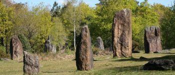 Visite Guidée des Menhirs de Monteneuf Monteneuf