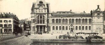 Ouverture de la salle de lecture des archives Lorient