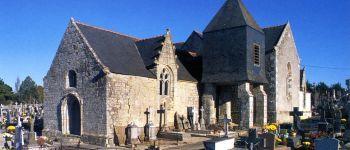 Visites commentées de la chapelle Saint-David à Quimperlé Quimperlé