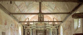 Visites guidées de l'église du Vieux-Bourg et de ses peintures murales Saint-Sulpice-des-Landes