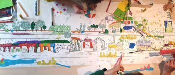 Frise participative : Une ville à inventer ! Saint-Julien-de-Concelles