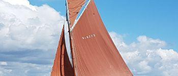 Navigation à bord du sloop coquillier Saint Guénolé Plougastel-Daoulas