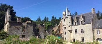 Visite libre du Château de Crénan. Le Foeil