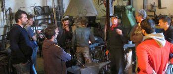 Exposition et démonstration de techniques et d\ouvrages de forge
