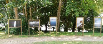 Lecture déambulatoire en clôture du festival de photographie \Photos en poésie\ Landivisiau