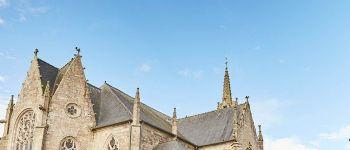 Visites libres de l\église Saint Ténénan Guerlesquin