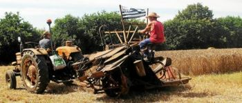 Exposition de tracteurs anciens Lesneven