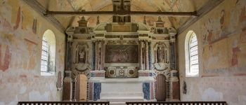 Visite libre de l\Eglise du vieux bourg de Saint-Sulpice des Landes Saint-Sulpice-des-Landes