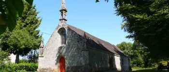 Visite libre de la chapelle de la Trinité à Castennec et de l\oeuvre de Claire Chesnier Bieuzy
