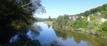L\eau, la rivière, les ponts Pont-de-Buis-lès-Quimerch