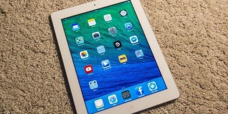Stage multimédia : la tablette