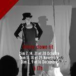 Petite clown rit Nantes