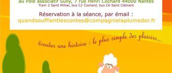 Quand soufflent les contes « Le grand voyage de Mr Pouce » Nantes