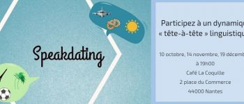 Speak-dating allemand Nantes