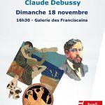 Claude Debussy, un musicien français Saint-Nazaire