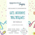 Atelier parents-enfants : confiance en soi et accords toltèques Lorient