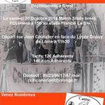 Déplacement à Brest Celtic An Oriant Lorient