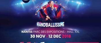 EURO féminin de handball France 2018 Nantes
