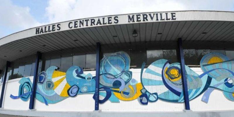 Halles de Merville ouvertes chaque vendredi après-midi