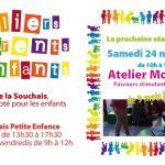 Atelier parents-enfants 9 mois-4 ans Donges