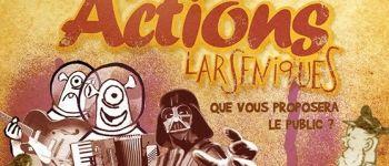 Les Improviz'actions, Niqolah Seevah Nantes