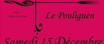 Concert dînatoire, chorale Les Embruns Le Pouliguen