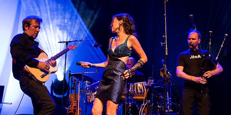 Gwenynn en concert
