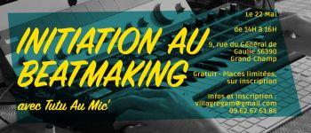 Initiation au beatmaking Grand-champ