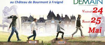 Le film \demain\ projeté au château de bourmont Vallons de lerdre