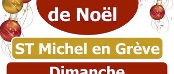 Marché de noël St michel en greve