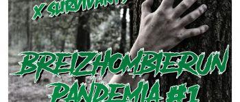 Breizhombie run pandémia Ambon
