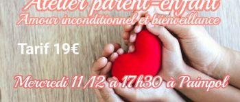 Sophro parent-enfant : amour inconditionnel et bienveillance  Paimpol