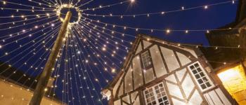 Balade rochefort-en-terre et ses illuminations Concarneau