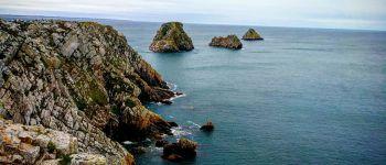 Circuit itinérant : la presqu\île de crozon Quimper