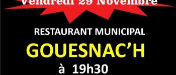 Fest-noz du téléthon 2019 Gouesnach