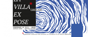 Vernissage - La Villa Gregam Expose Grand-champ