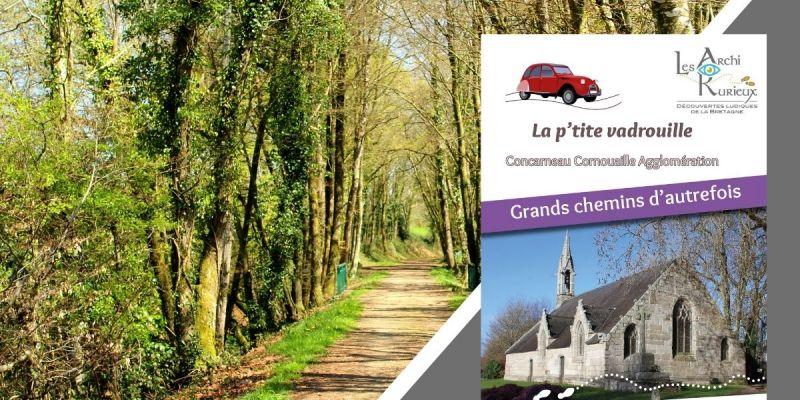 Rallye à énigmes - grands chemins dautrefois - la ptite vadrouille