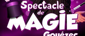 Spectacle de magie  Gouézec