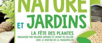 nature et jardins Le Cellier