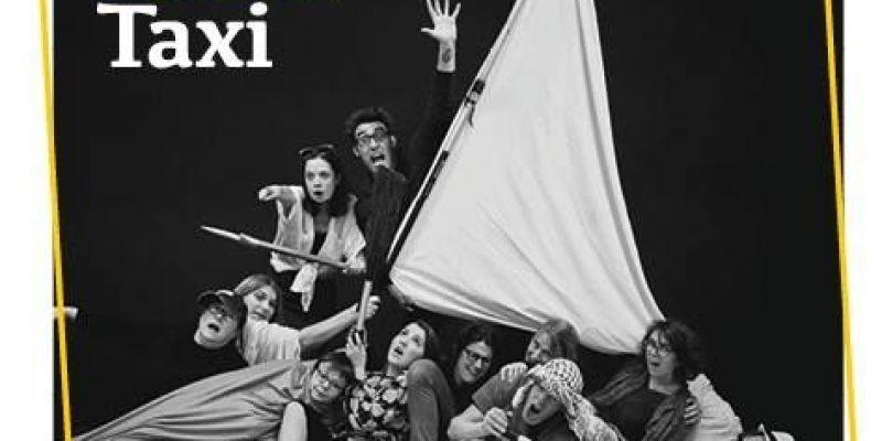 Théâtre de la poursuite - babel taxi de mohamed kacimi