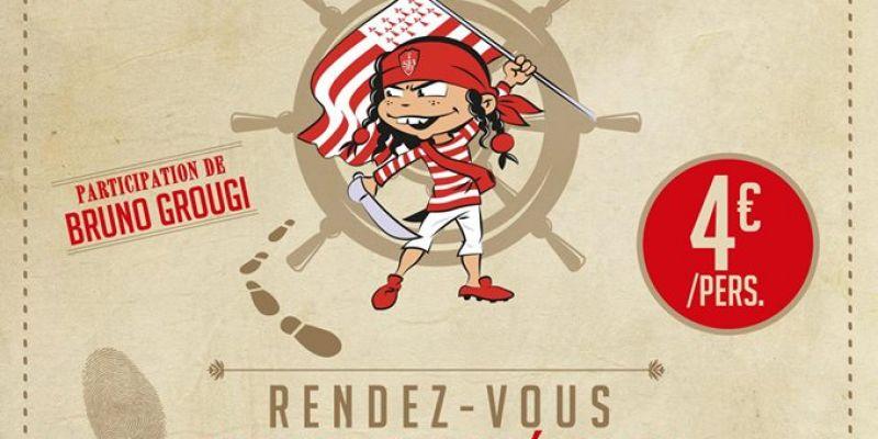 Sur les traces de Bruno Grougi au stade Francis-Le Blé - Escape Game