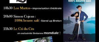 Festival d\humour : Armorique de Rire le pallet