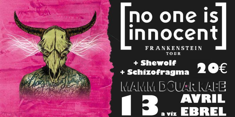 No One is Innocent + SheWolf +Schizofragma
