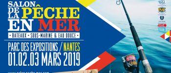 Salon de Pêche en Mer 2019 Nantes