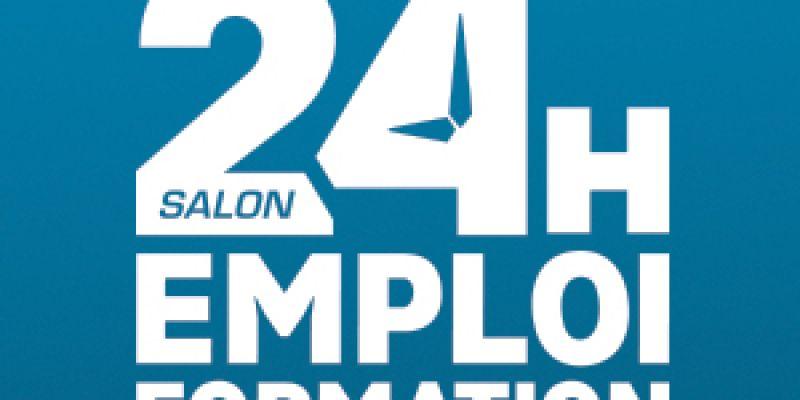 24H pour lEmploi et la Formation - Brest 2019