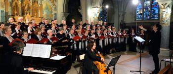 Concert : Chœur des 4 Vents, pages choisies du Requiem à travers les âges Vannes
