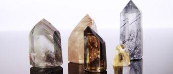 Stage cristal thérapie Saint germain sur ille